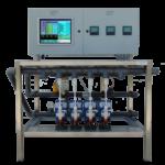 Greenhouse-Irrigation-Machine